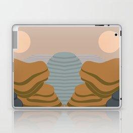 Terraced fileds Laptop & iPad Skin