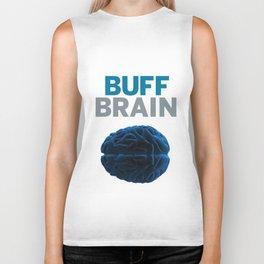 Buff Brain Biker Tank