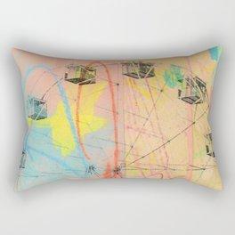 """Whirls"" Rectangular Pillow"