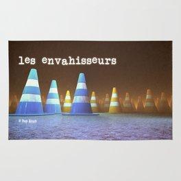 Gang de Cônes - Les Envahisseurs Rug