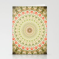carnival Stationery Cards featuring Carnival by Jane Lacey Smith