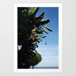 Into Paradise Art Print