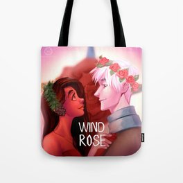 Wind Rose early avatar Tote Bag