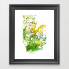 Ventouse Framed Art Print