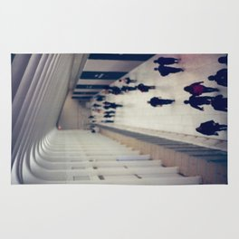 World Trade Center, Freedom Tower Transit Center Rug
