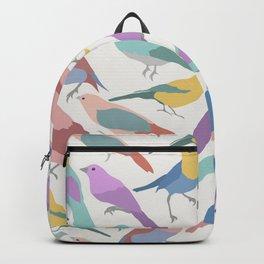 BIRDS PATTERN 71 Backpack