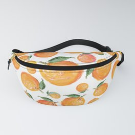 Rome Forest Oranges Fanny Pack