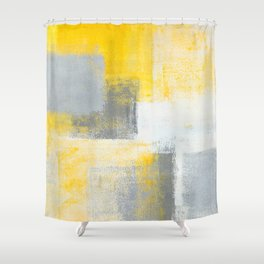 Ice Box Shower Curtain