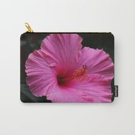 Hibiscus at Eden Project Carry-All Pouch