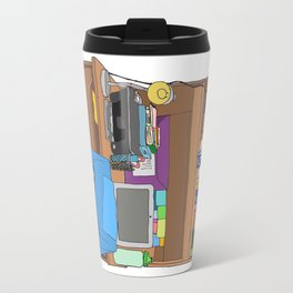 Freshman Study Desk Travel Mug
