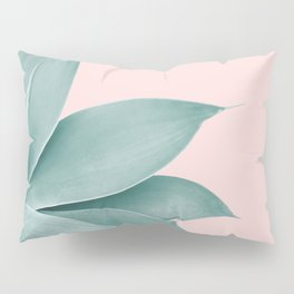 Agave Finesse #3 #tropical #decor #art #society6 Pillow Sham
