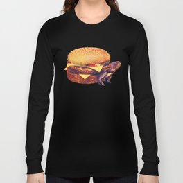 Con Queso Long Sleeve T-shirt