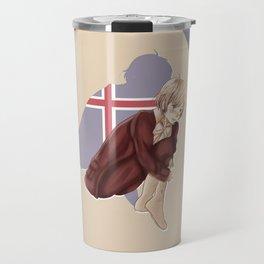 Aph Iceland Illustration Travel Mug