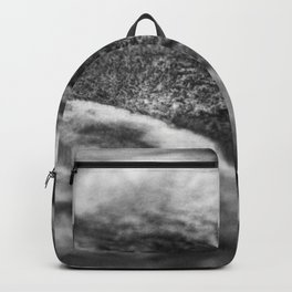The Catherine / Charcoal + Water Backpack