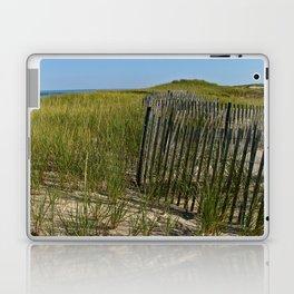 Cape Cod Beach Dunes Laptop & iPad Skin