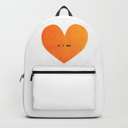 u + me Backpack