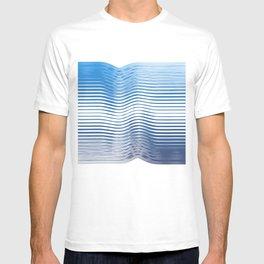 Geometric Ocean T-shirt