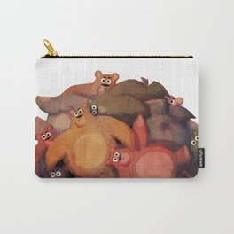 Bear Ball Carry-All Pouch