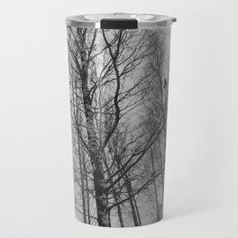 Lonely Crow Woods Travel Mug