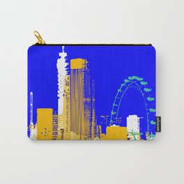 leaving london 23.34 Carry-All Pouch