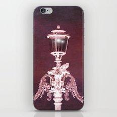 MARSALA NIGHTS iPhone & iPod Skin