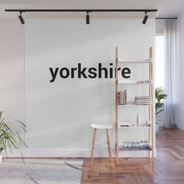 yorkshire Wall Mural