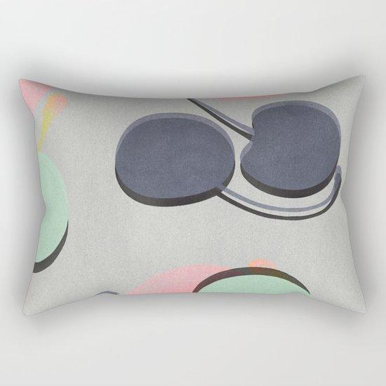 Cherry 2 Rectangular Pillow