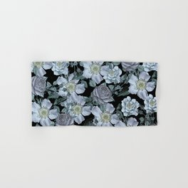 Roses at Night Hand & Bath Towel