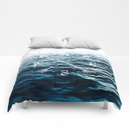 Winds of the Sea Comforters