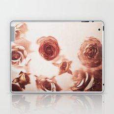 Falling Flower Variation II Laptop & iPad Skin