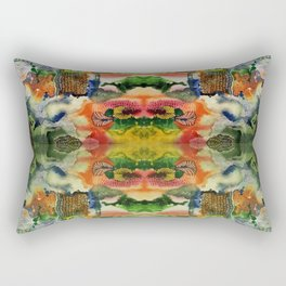 Little Things and the big picture Rectangular Pillow