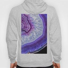Purple agate 3110 Hoody