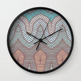 Loom 2 Wall Clock