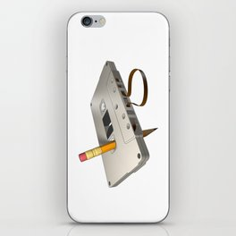 audio cassette /Marek/ iPhone Skin