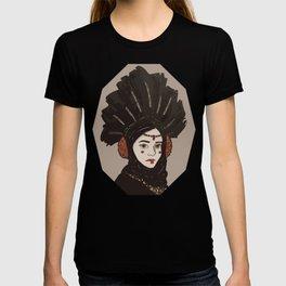 Inktober- Amidala (color) T-shirt