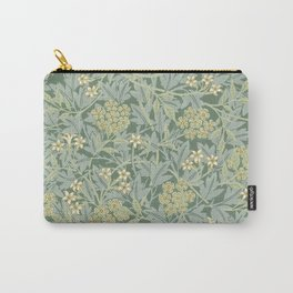 Jasmine by William Morris Carry-All Pouch