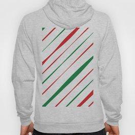 Christmas Stripes Hoody