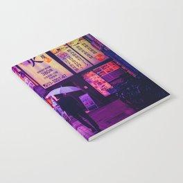Tokyo Nights / Valentines Day / Liam Wong Notebook