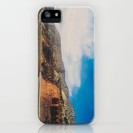 Utah Desert Road iPhone Case