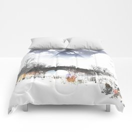 Opening Day Comforters