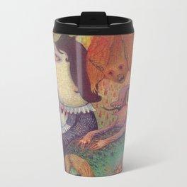 Secret Gathering Metal Travel Mug