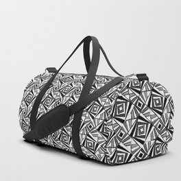 Black & White 4 Duffle Bag