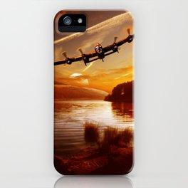 Fading Light iPhone Case