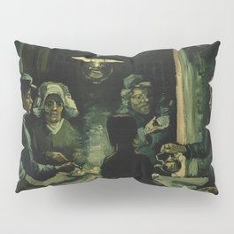 Vincent Van Gogh The Potato Eaters Pillow Sham