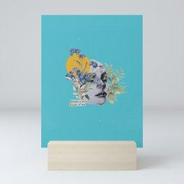 Dream a litte, dream of me Mini Art Print