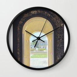 Archway Wall Clock