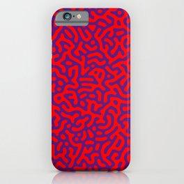 Alkemi pattern iPhone Case