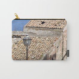 "Old Abandoned Farmhouse - Sicily - ""Vacancy"" zine  Carry-All Pouch"