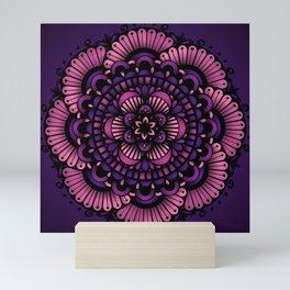 Amethyst Mini Art Print