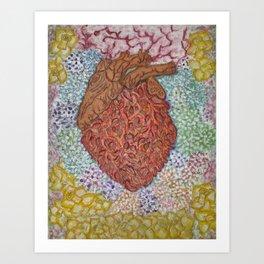 Nurture Growth Art Print